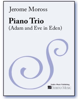 Piano Trio (Adam and Eve in Eden)