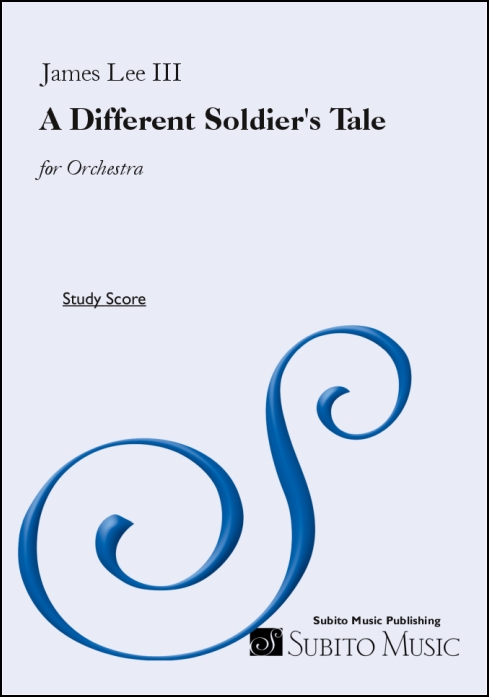 Different Soldier's Tale, A for orchestra