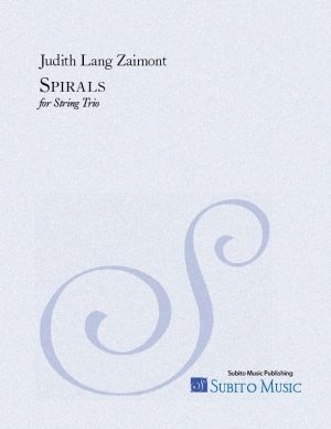 Spirals for String Trio
