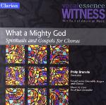What a Mighty God [CD]