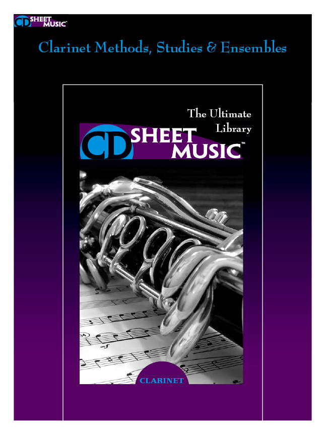 Clarinet Methods, Studies and Ensembles: The Ultimate Collection - Click Image to Close