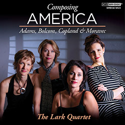 Composing America: The Lark Quartet