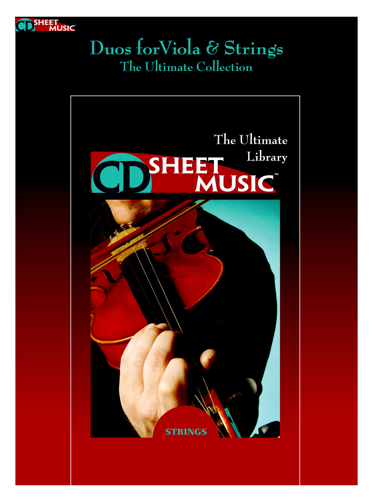 Duos for Viola and Strings: The Ultimate Collection - Click Image to Close