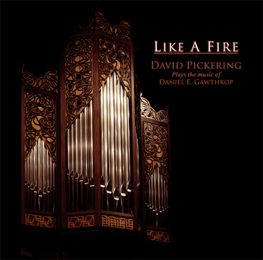 Gawthrop: Like A Fire [CD]