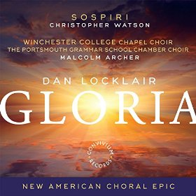 Locklair: Gloria, Sacred Choral Works [CD]