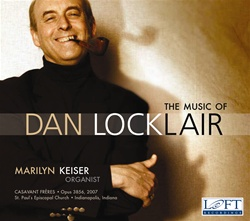 Locklair: Organ Music [CD] - Click Image to Close