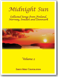 Midnight Sun (Vol. 2) for Voice & Piano