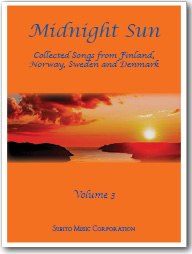 Midnight Sun (Vol. 3) for Voice & Piano