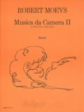Musica da Camera II (score) for Chamber Ensemble