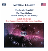 Moravec: Time Gallery, The [CD]