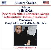 Sierra: New Music with a Caribbean Accent [CD]