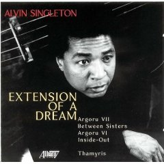 Singleton: Extension of a Dream [CD]