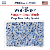 Wolosoff: Songs without Words [CD]