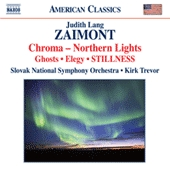 CHROMA: Northern Lights [CD]