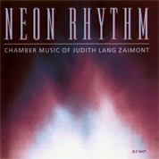 NEON RHYTHM: Chamber Music [CD]