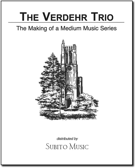 Terzina and Trio for Violin, Clarinet & Piano