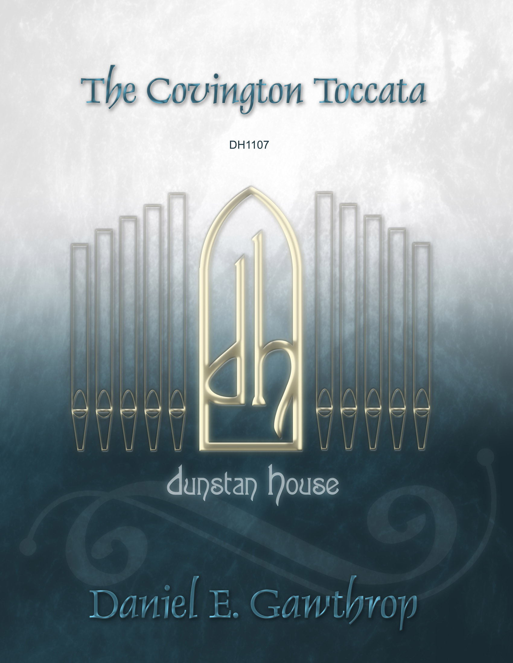 The Covington Toccata for Organ