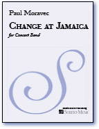Change at Jamaica for Concert Band