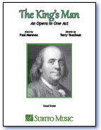 The King's Man An Opera in One Act - Click Image to Close