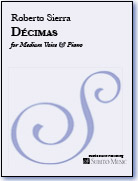 Décimas for Medium Voice & Piano