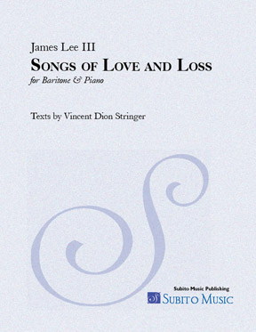 Songs of Love and Loss for Baritone & Piano