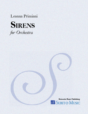 Sirens for Orchestra