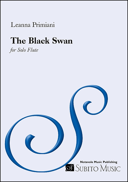 The Black Swan for Flute & Piano