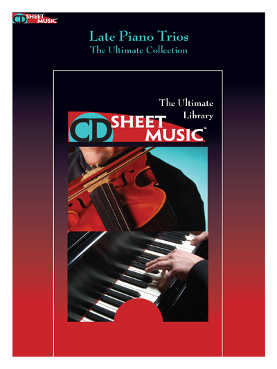 Late Piano Trios: The Ultimate Collection - Click Image to Close