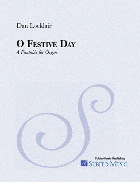 O Festive Day for Organ