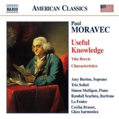 Paul Moravec: Useful Knowledge [CD]