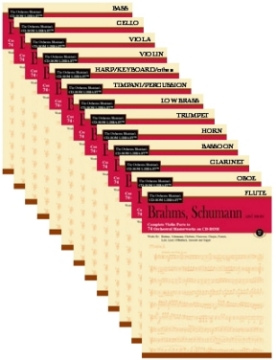 The Orchestra Musician's CD-ROM Library™, Volume 3 Complete Instrumental Parts [13 CD-ROMs]
