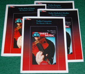 The Extreme Violin Collection