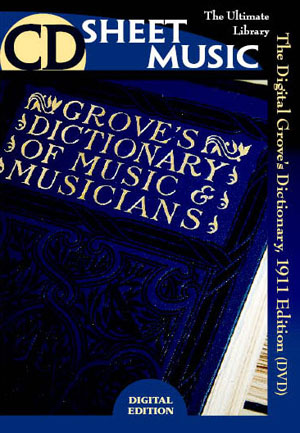 The Digital Grove's Dictionary – 1911 Edition (DVD-ROM)