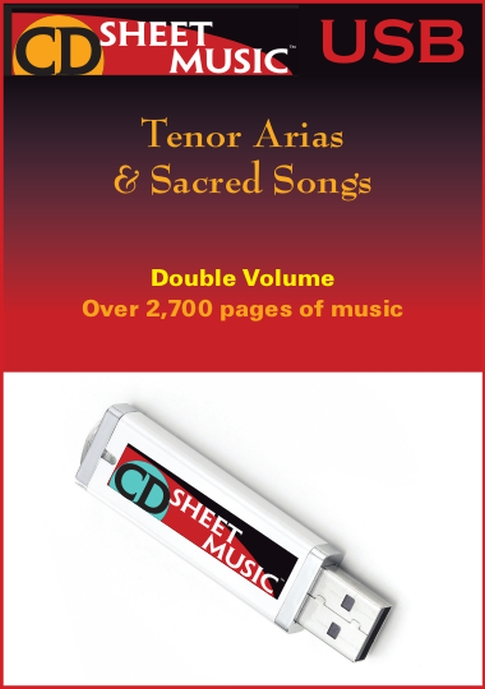 Tenor Arias & Sacred Songs The Ultimate Collection