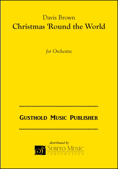 Christmas 'Round the World for Orchestra