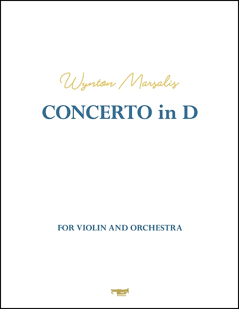 Concerto in D Concerto for Violin & Orchestra