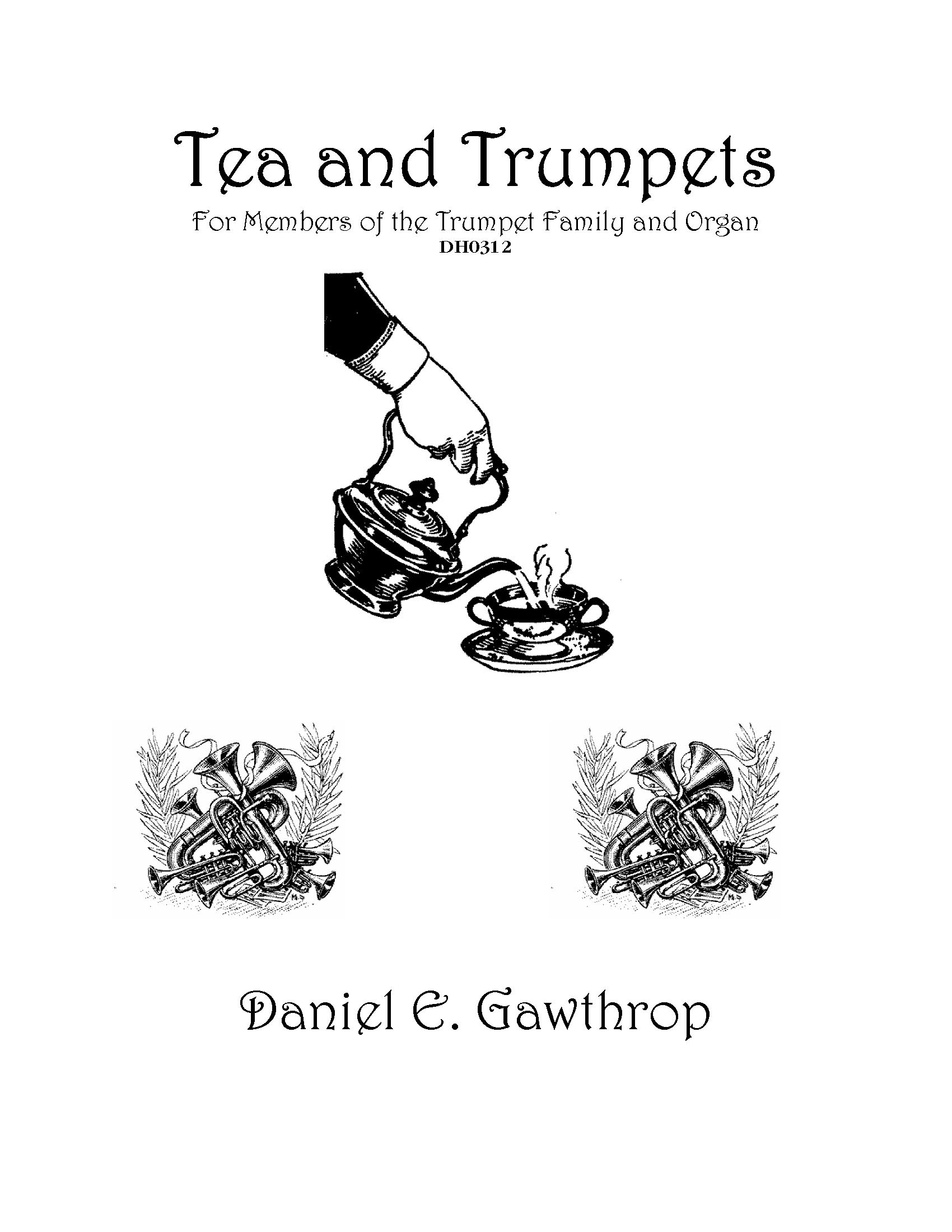 Tea and Trumpets for trumpet & organ