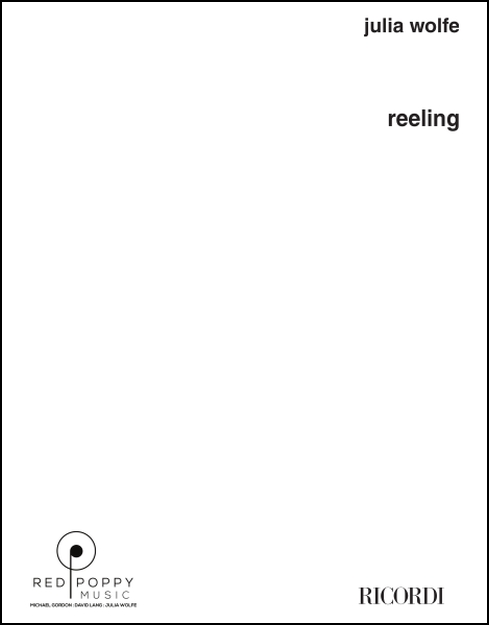 Reeling (set of parts) for Clarinet, Guitar, Piano, Drum Set, Cello, Bass, Sample