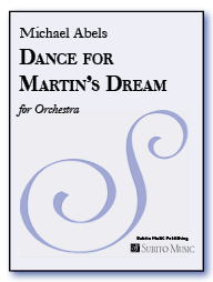 Dance for Martin's Dream for orchestra