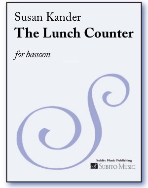 The Lunch Counter for bassoon
