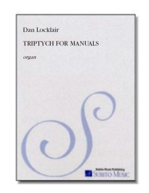 Triptych for Manuals for organ