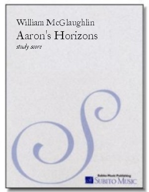 Aaron's Horizons for chamber orchestra