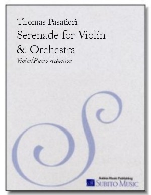 Serenade for violin & piano