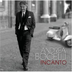 Andrea Bocelli: Incanto [CD]