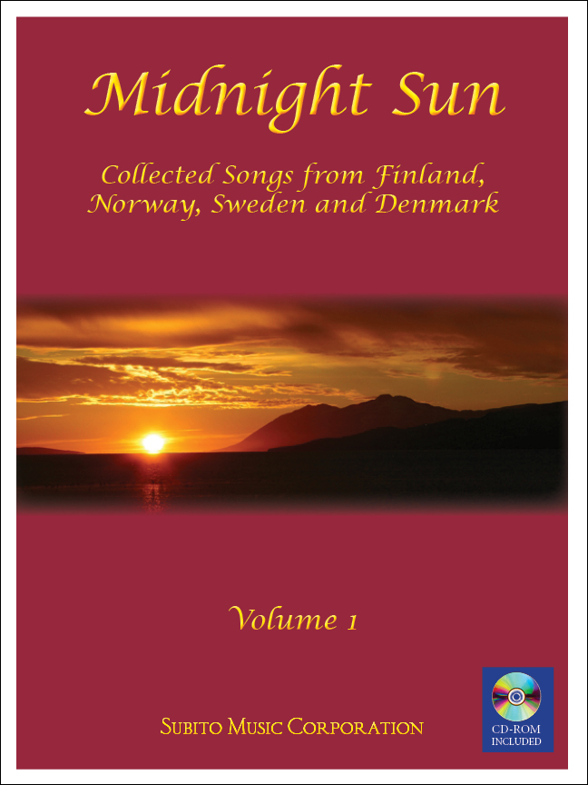 Midnight Sun (Vol. 1) for Voice & Piano