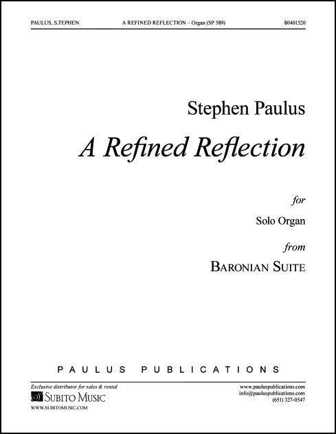 A Refined Reflection for Organ