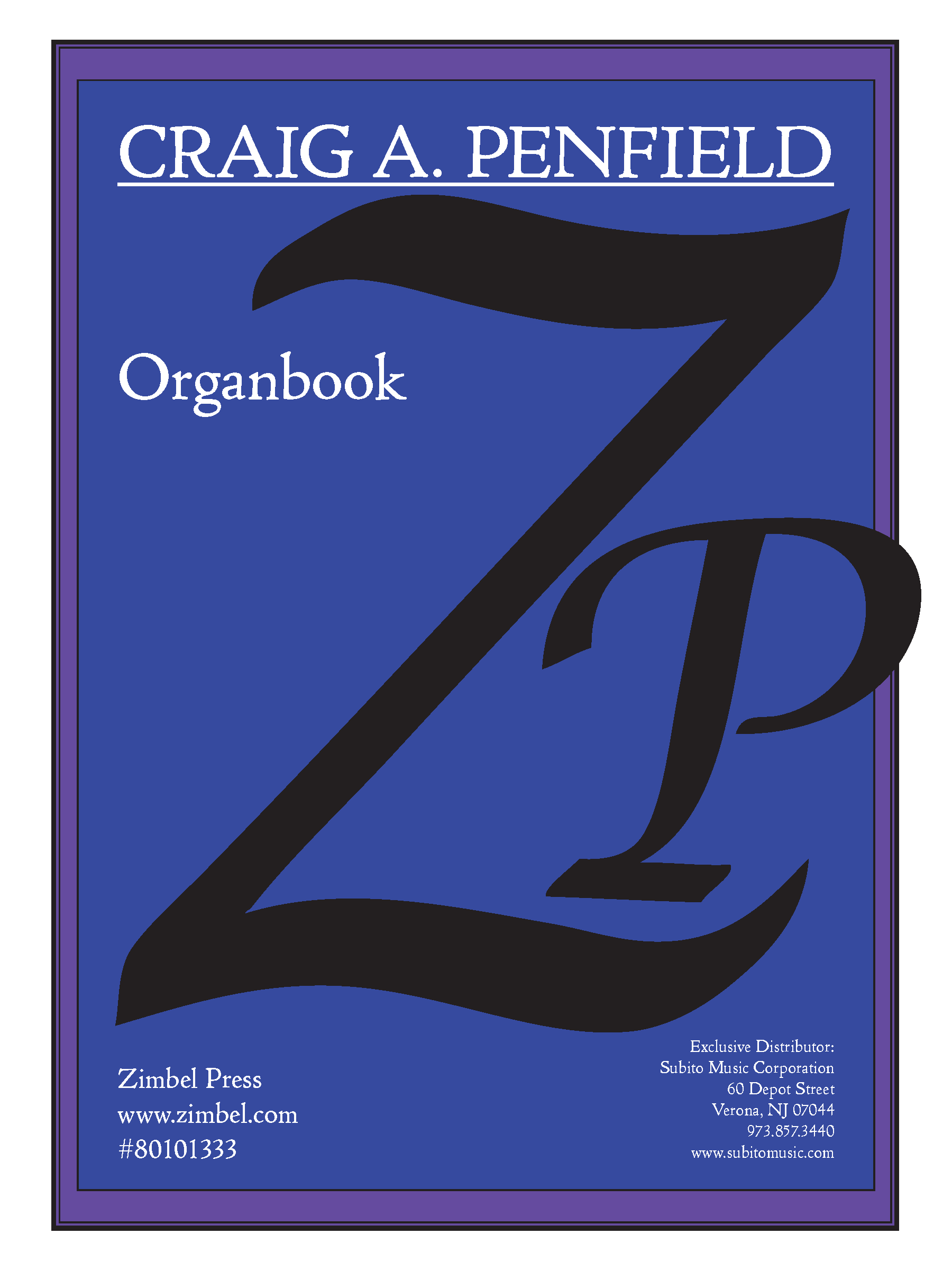 Organbook for Organ