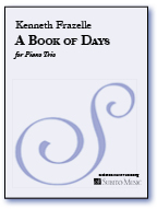 A Book of Days for Clarinet, Violin & Piano