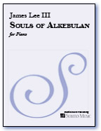 Souls of Alkebulan for Piano