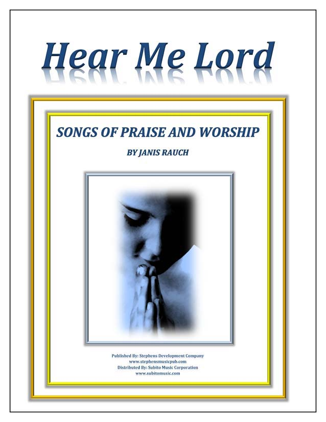 Hear Me Lord for Vocal Duet & Piano